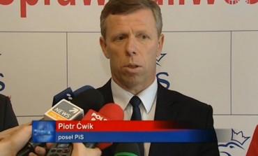 Piotr Ćwik w Radio Kraków