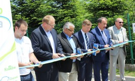 Otwarcie szlaków rowerowych w gminie Skawina