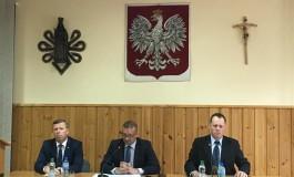 Sesja Rady Powiatu Tatrzańskiego z udziałem Piotra Ćwika