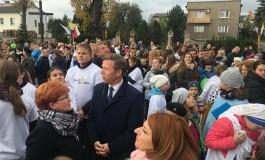 Święty Zwycięża! III Orszak Świętych w Libiążu