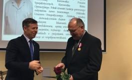 Odznaczenia dla pracowników Szpitala im. Jana Pawła II w Nowym Targu