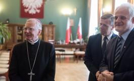 Spotkanie z  Księdzem Arcybiskupem Markiem Jędraszewskim
