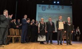 Prezydent Andrzej Duda Honorowym Obywatelem Wolbromia