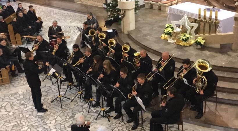 Koncert kolęd w Parafii Miłosierdzia Bożego w Skawinie