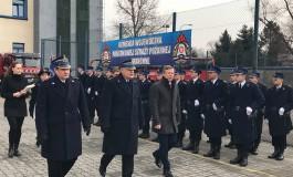Nowy sprzęt pożarniczy dla jednostek OSP z Małopolski (video)