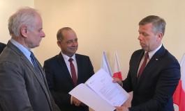 Promesy na zadania drogowe dla Sądecczyzny i Limanowszczyzny (video)