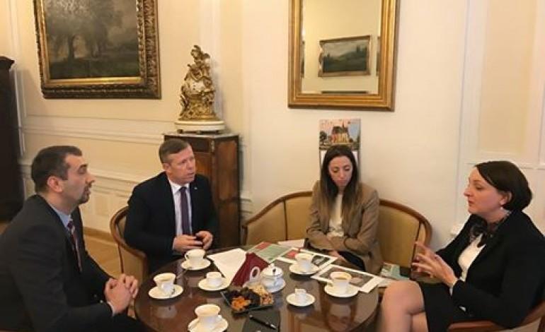 Spotkanie z Głównym Konserwatorem Zabytków