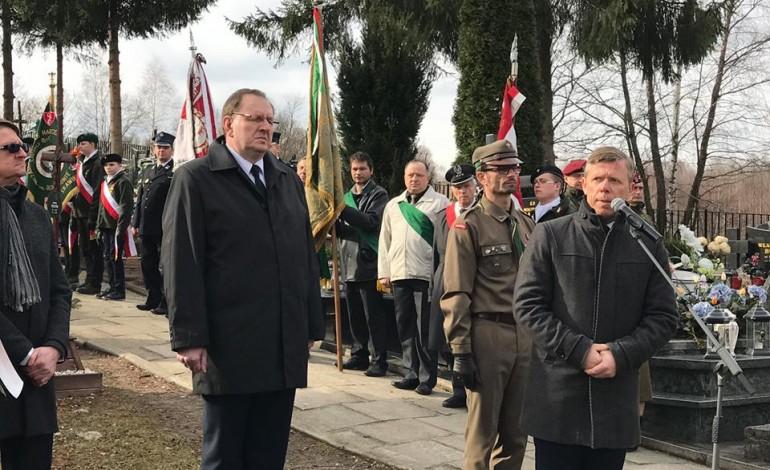 Narodowy Dzień Pamięci Żołnierzy Wyklętych w Woli Radziszowskiej (video)