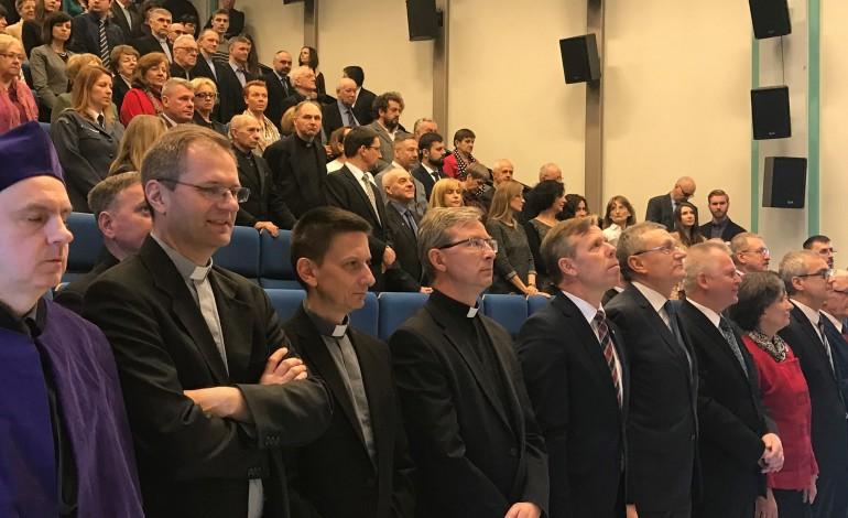 Święto Akademii Ignatianum (video)