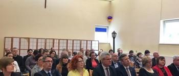 """Konferencja pt. """"Biznes ukierunkowany społecznie"""" w Konarach (video)"""