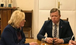 Rozmowy na temat stanu przygotowań do wdrożenia reformy oświaty