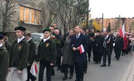 Skawińskie obchody 7. rocznicy katastrofy smoleńskiej (video)