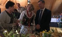 17. Konkurs Potraw Wielkanocnych na górze Kocierz (video)