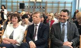 Uroczyste pożegnanie Absolwentów w ZSTE w Skawinie