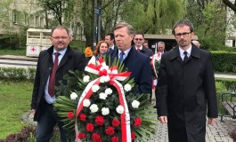 Uroczyste obchody Święta Konstytucji 3 Maja w Skawinie