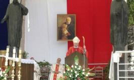 Uroczystości ku czci św. Stanisława - procesja z Wawelu na Skałkę