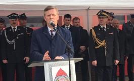 Święto Straży Pożarnej w Powiecie Miechowskim (video)