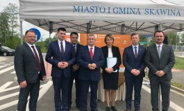 W Skawinie powstaną kolejne etapy obwodnicy i rondo!