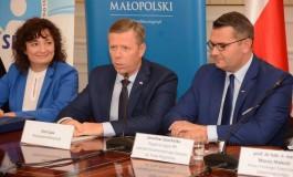 """Rozmowy o programie """"Razem koordynujmy cukrzycę"""" w Małopolskim Urzędzie Wojewódzkim"""