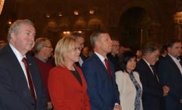 """Posiedzenie Komisji Krajowej NSZZ """"Solidarność"""" w Kopalni Soli Wieliczka"""