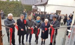 Otwarcie nowego Ośrodka Pomocy Społecznej w Starym Sączu