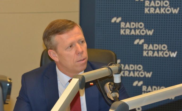 """""""Jest moda na patriotyzm"""" – Piotr Ćwik w Radio Kraków 10 listopada"""