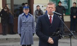 W gminie Jodłownik otwarto nowy posterunek Policji