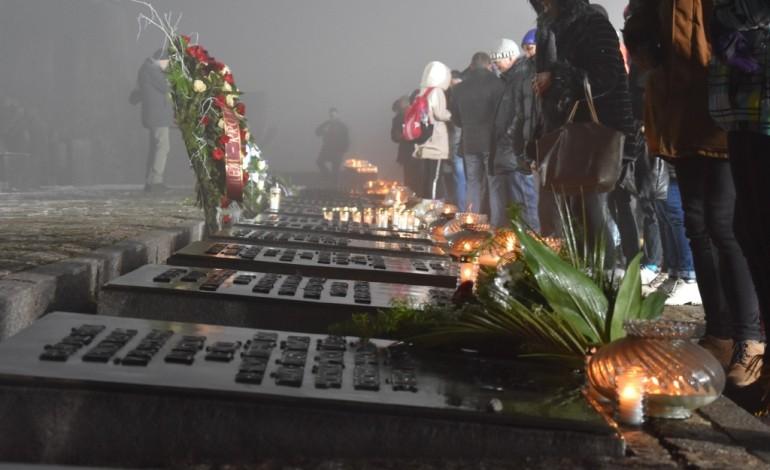 73. rocznica wyzwolenia Auschwitz