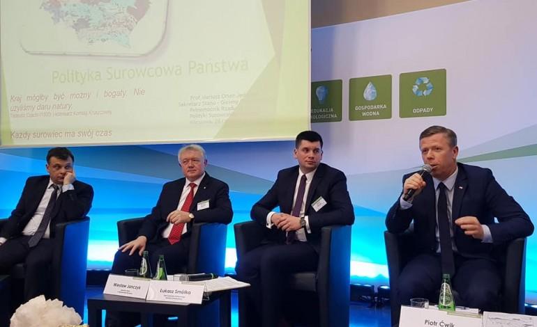 Konferencja dotycząca Polityki Surowcowej Państwa (video)