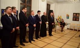 Spotkanie opłatkowe PiS w Krzeszowicach