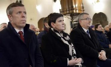 Małopolskie spotkanie opłatkowe członków i sympatyków PiS