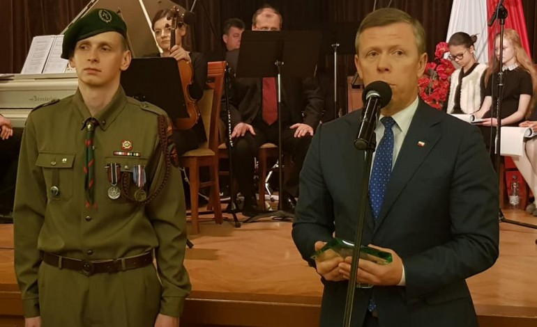 Jubileusz 25-lecia powstania Drużyny Harcerzy Commando w Skawnie im.por. Adama Bachledy-Curusia,