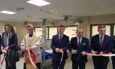 Otwarcie nowego skrzydła Szpitala Powiatowego w Krynicy-Zdroju