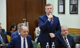Spotkanie z samorządowcami z regionu nowosądeckiego