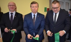 Nowe siedziby ARiMR i KRUS w Suchej Beskidzkiej