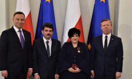 Rodziny Wielodzietne w Pałacu Prezydenckim