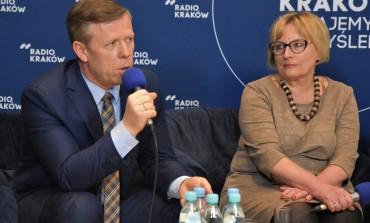Debata o polityce senioralnej w Radio Kraków