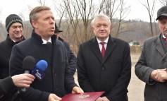 Limanowa otrzyma rządowe środki na odbudowę mostu w ulicy Dudka