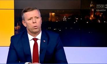 """Wojewoda Piotr Ćwik w """"Tematach Dnia"""""""
