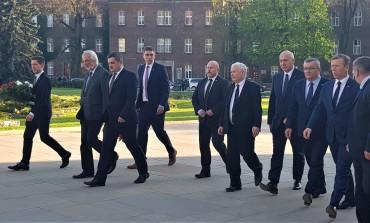8. rocznica pogrzebu Pary Prezydenckiej Lecha i Marii Kaczyńskich