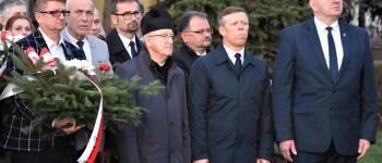 Skawińskie obchody VIII rocznicy katastrofy smoleńskiej