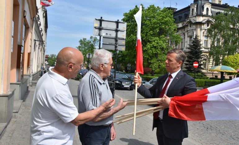 500 flag dla nowosądeczan od Wojewody