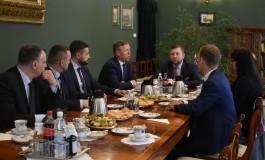 Spotkanie z wiceministrem MSWiA