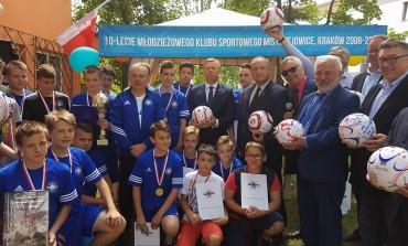 10-lecie MKS Mistrzejowice