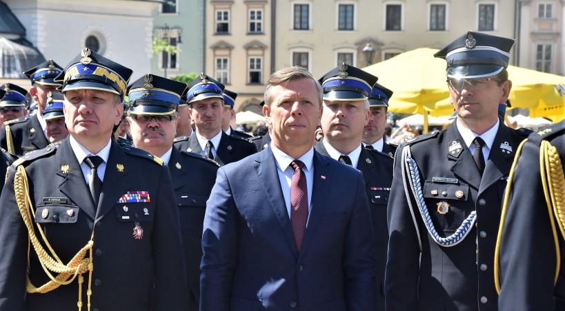 4 maj - święto patrona Strażaków i Krakowa