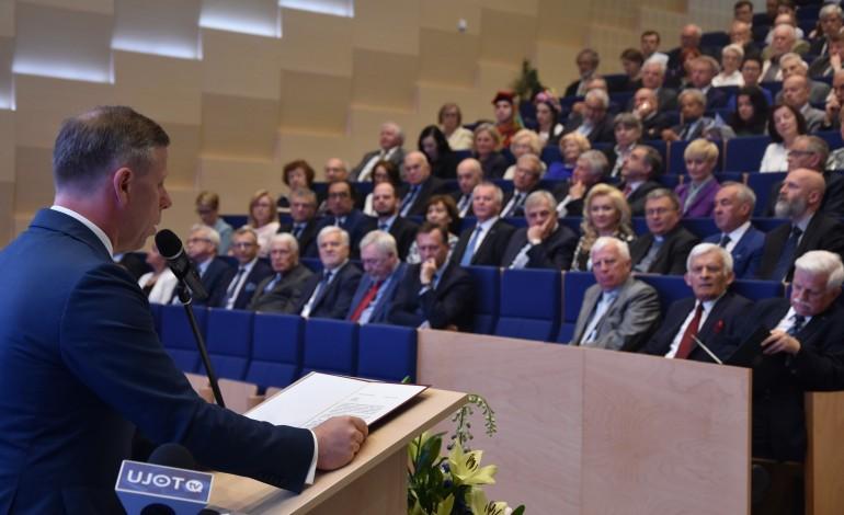 Krakowskie uczelnie świętują