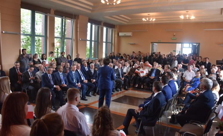 #PolskaJestJedna – spotkanie w Świątnikach Górnych