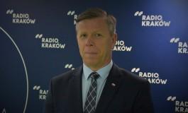 Piotr Ćwik w Radiu Kraków