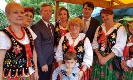 XI Małopolskie Święto Czosnku w Obrażejowicach