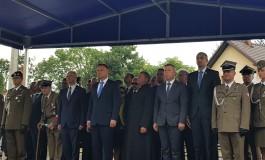 Uroczystości ku czci gen. J. Hallera w Jurczycach z udziałem Prezydenta RP